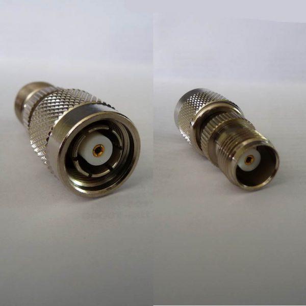 Adapter - RP TNC Plug (Female pin) to TNC Jack (Female pin) AD-T6T8A (RTP-TJ)-0