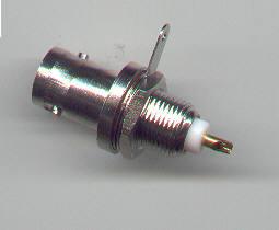 JyeBao BNC Jack (Female pin) Bulkhead (BNC8550-0000) -0