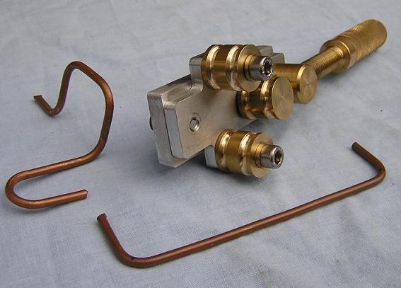 """Rg402bender, Cable Bender, Semi Rigid, RG402, RG405, 0.141"""",0.086""""-0"""
