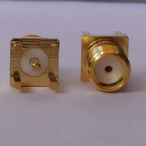 SMA ConnectorJack (female) pin, PCB Mount SMA8400-0000-CH-0