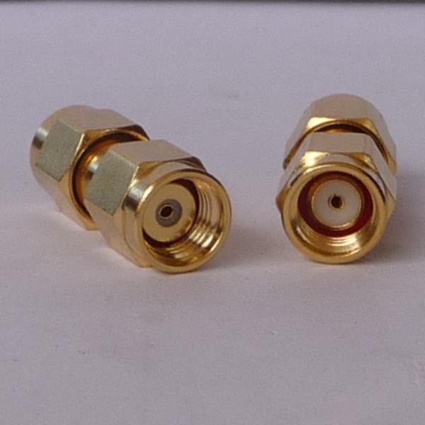 RP SMA Plug (Female pin) to RP SMA Plug (Female pin) CH-RAP-RAP-0
