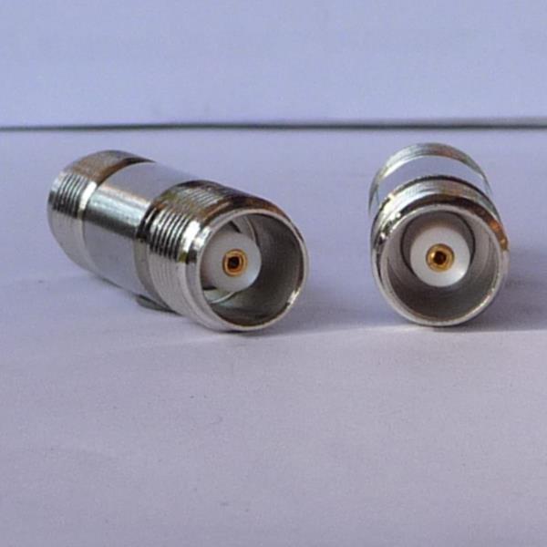 Adapter - TNC Jack (Female pin) to TNC Jack (Female pin) CH-TJ-TJ-0