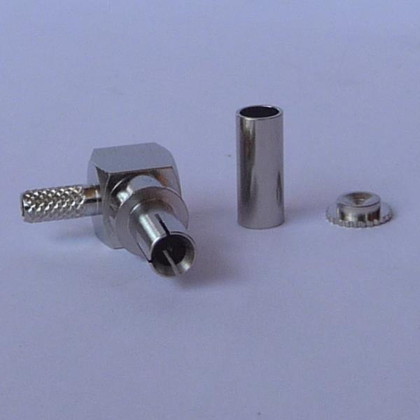Right Angle TS9 Plug Connector CH-TS9P-0316-RA-0