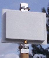 2.1GHz, panel antenna, Vertical Polarisation SPL-1900-2300-0